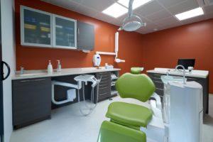 couleur pour un cabinet dentaire